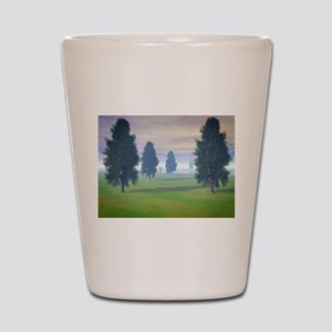 Fairway To Seven Shot Glass
