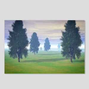 Fairway To Seven Postcards (Package of 8)