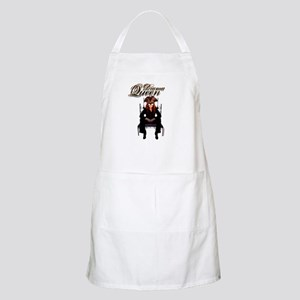 Drama Queen Collage BBQ Apron