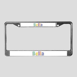 Bella Spring14 License Plate Frame