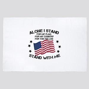 Stand for Flag 4' x 6' Rug