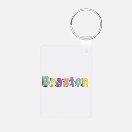 Braxton Spring14 Aluminum Keychain