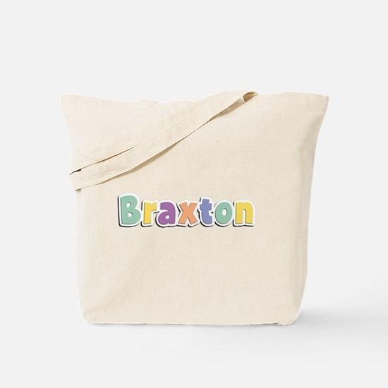 Braxton Spring14 Tote Bag
