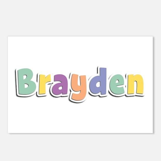 Brayden Spring14 Postcards 8 Pack