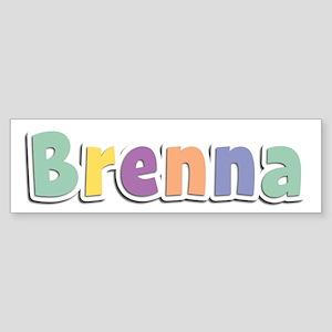 Brenna Spring14 Bumper Sticker