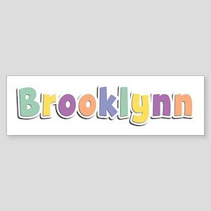 Brooklynn Spring14 Bumper Sticker