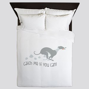 Catch Me If You Can! Queen Duvet