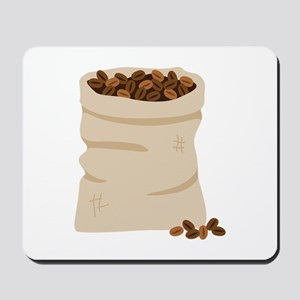 Sack Of Beans Mousepad
