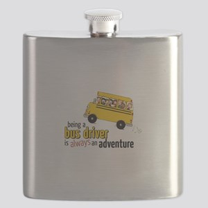 Being A Bus Driver Flask