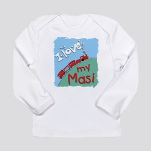 train-masi Long Sleeve T-Shirt