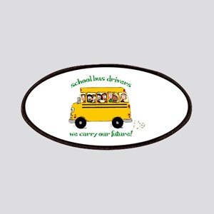 School Bus Drivers Patches