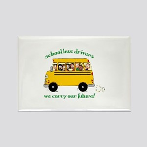 School Bus Drivers Magnets