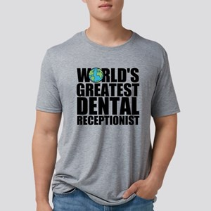 World's Greatest Dental Receptionist T-Shirt
