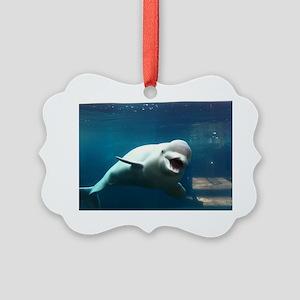Beluga1947 Picture Ornament