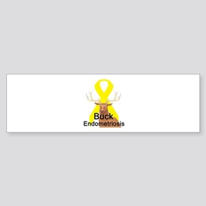 Endrometriosis Bumper Sticker