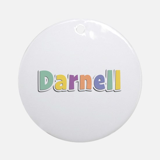 Darnell Spring14 Round Ornament