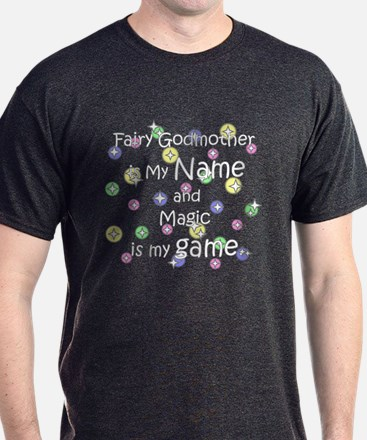 Fairy Godmother Name T-Shirt