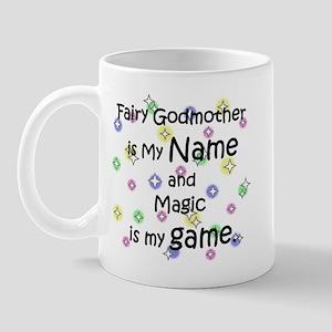 Fairy Godmother Name Mug