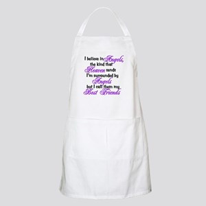 I believe in angels, BBQ Apron