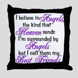 angel sayings pillows cafepress