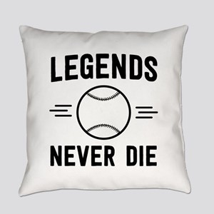 legends never die Everyday Pillow