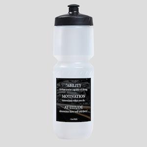 Ability Motivation Attitude Sports Bottle