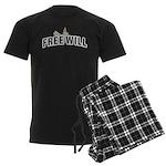 Free Will Men's Dark Pajamas