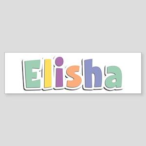 Elisha Spring14 Bumper Sticker