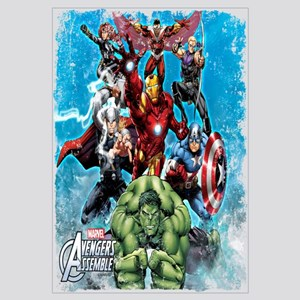 The Avengers Wall Art
