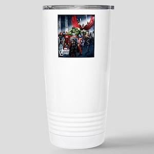 Avengers Assemble Stainless Steel Travel Mug