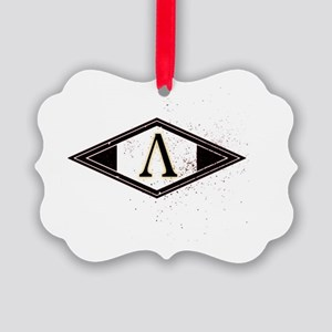 Sparta Picture Ornament