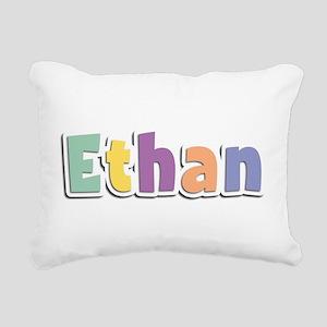 Ethan Spring14 Rectangular Canvas Pillow