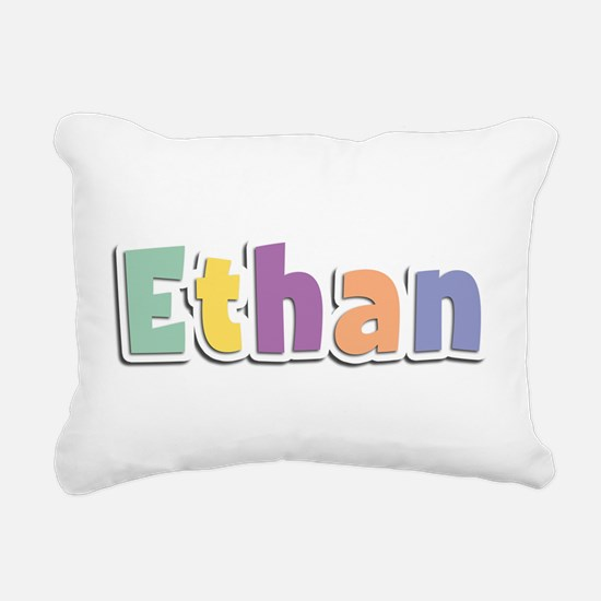 Ethan Spring14 Rectangular Canvas Pillow