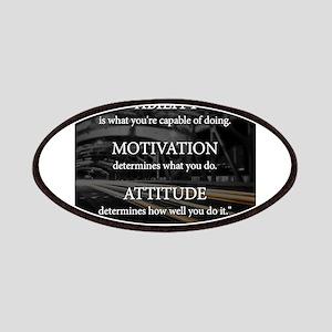 Ability Motivation Attitude Patches