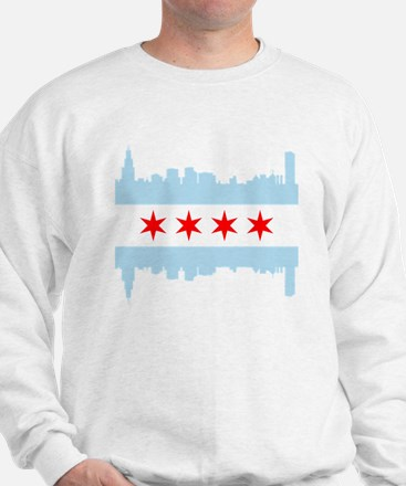 Chicago Flag Skyline Jumper