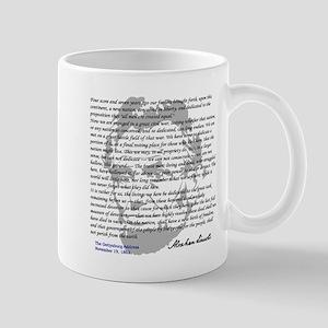 Gettysburg Address Mug