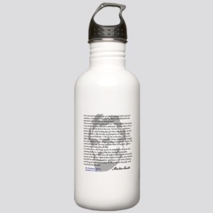 Gettysburg Address Stainless Water Bottle 1.0L