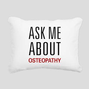 askoteopath Rectangular Canvas Pillow