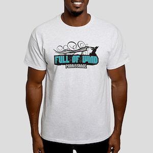 Punaissance / Wind Beast - Grey T-Shirt