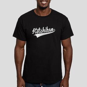 Ketchikan, Retro, T-Shirt