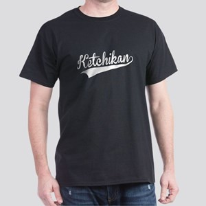 Ketchikan, Retro, T-Shirt