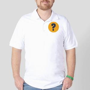 Question Mark Golf Shirt