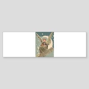 Heaven Sent Shih Tzu Bumper Sticker