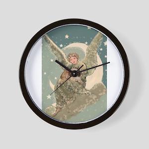 Heaven Sent Shih Tzu Wall Clock