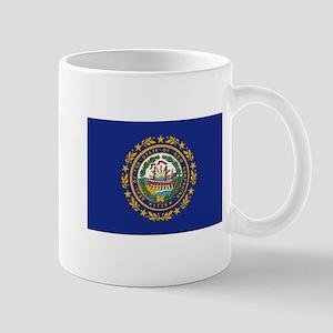 New Hampshire Flag Mug