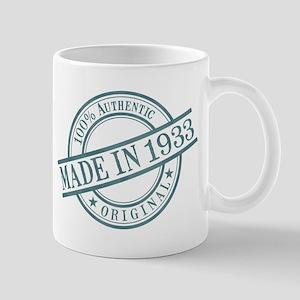 Made in 1933 Mug
