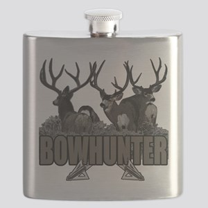 Bowhunter bucks Flask