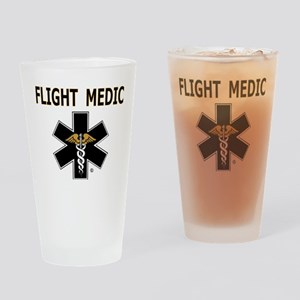 FLIGHT MEDIC Drinking Glass