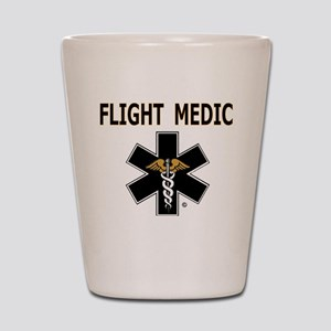 FLIGHT MEDIC Shot Glass