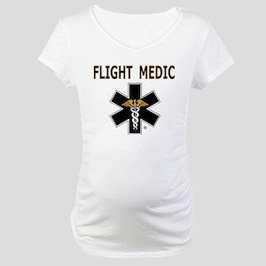 FLIGHT MEDIC Maternity T-Shirt
